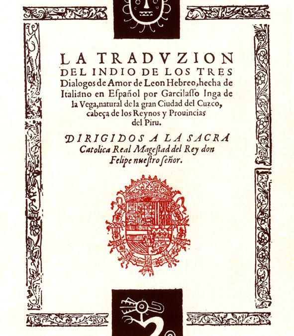 La Tradvzion del indio de los tres Dialogos de Amor de León Hebreo