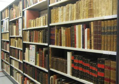 Depósito Fondo Bibliográfico