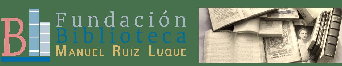 Biblioteca municipal Manuel Ruiz Luque