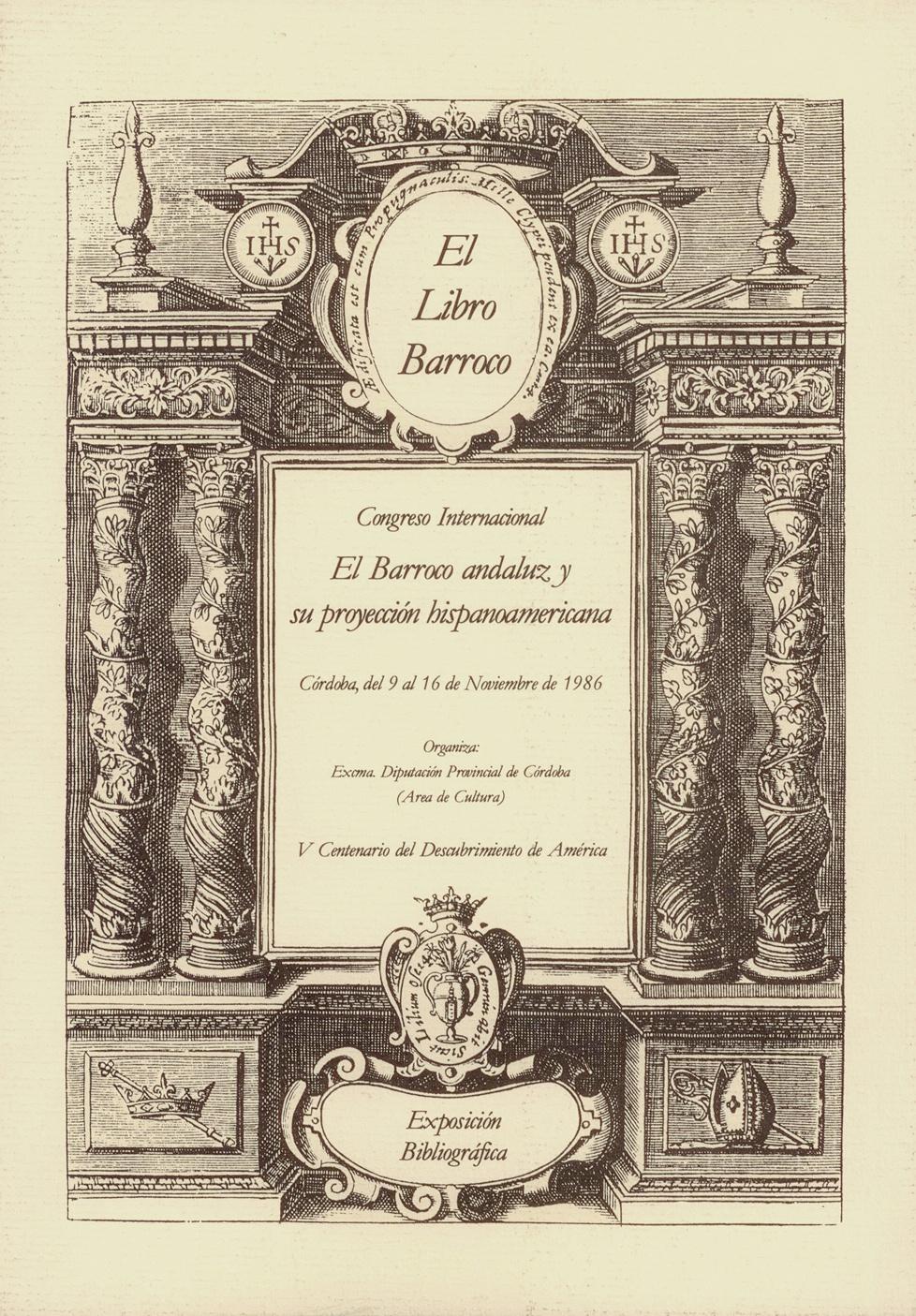 Exposición el libro barroco