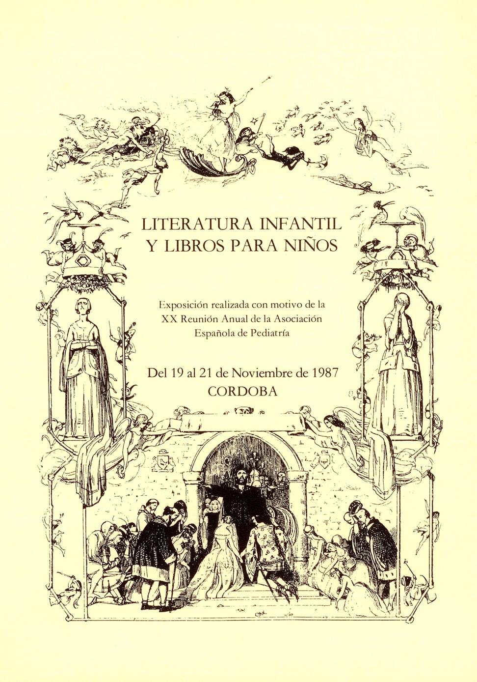 Esposición literatura infantil y libros para niños