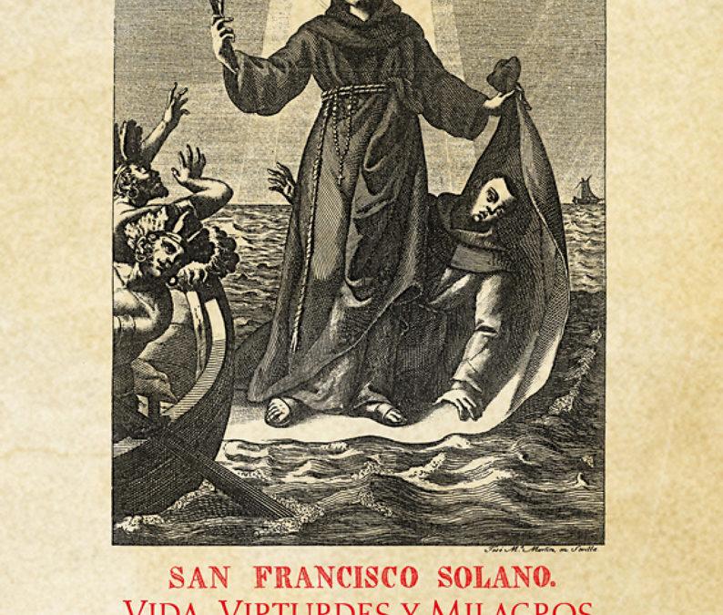 Vida de Señor San Francisco Solano