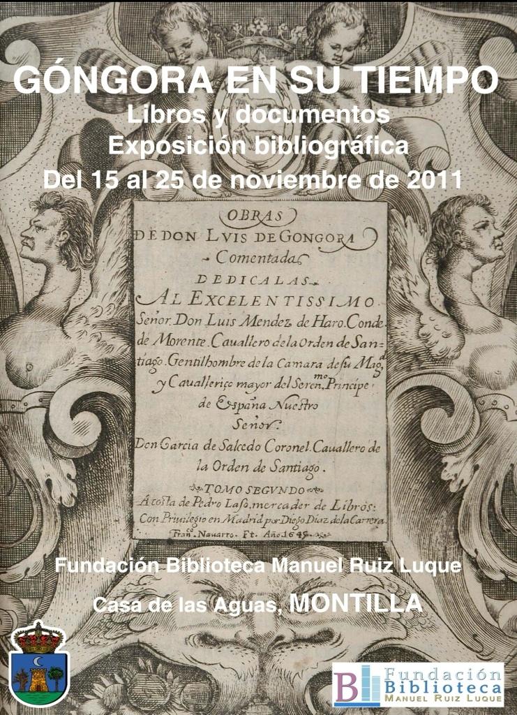 Exposición la Hidra Barroca: Varia lección de Góngora